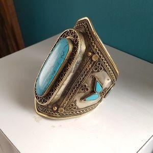 Jewelry - Turquoise Cuff Bracelet